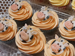 Cupcake vaquitas