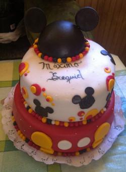 Mickey mouse, 60 porciones