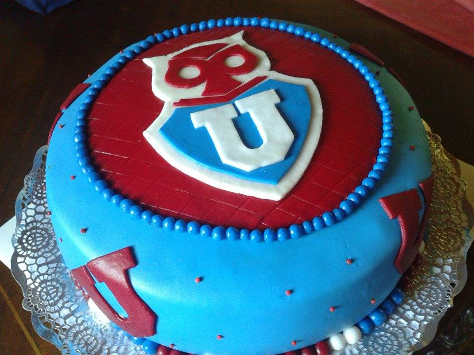 Pastel de universidad de Chile
