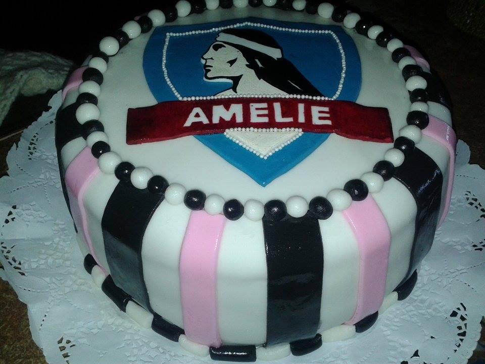 Pastel colo colo Amelie