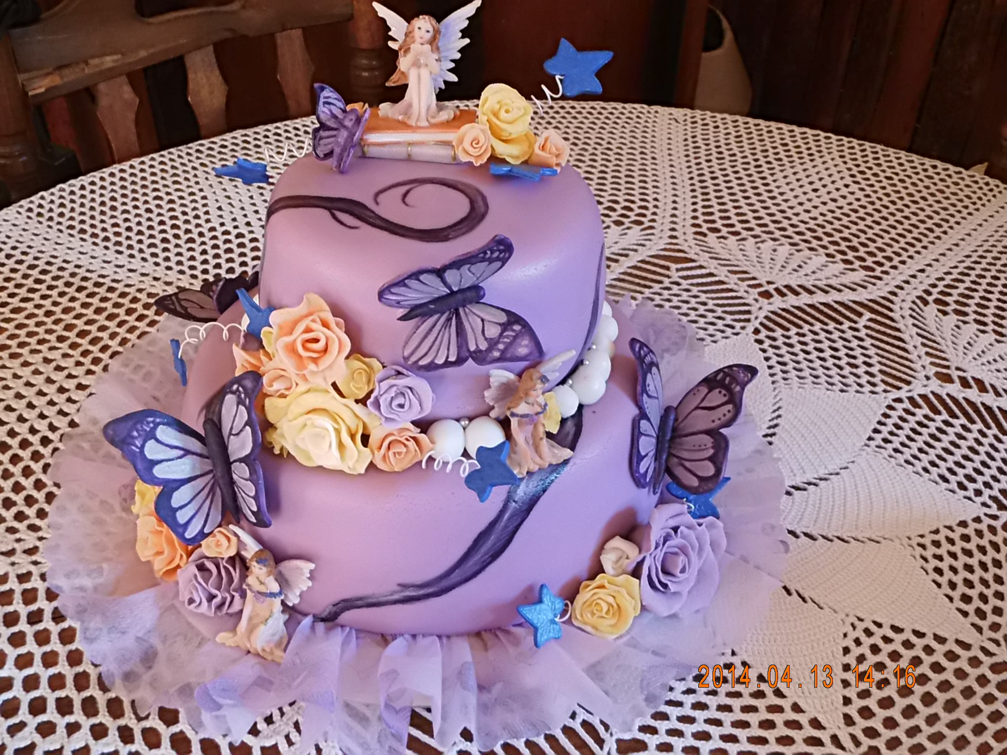 Magia de mariposas