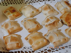 Mini empanaditas de pino