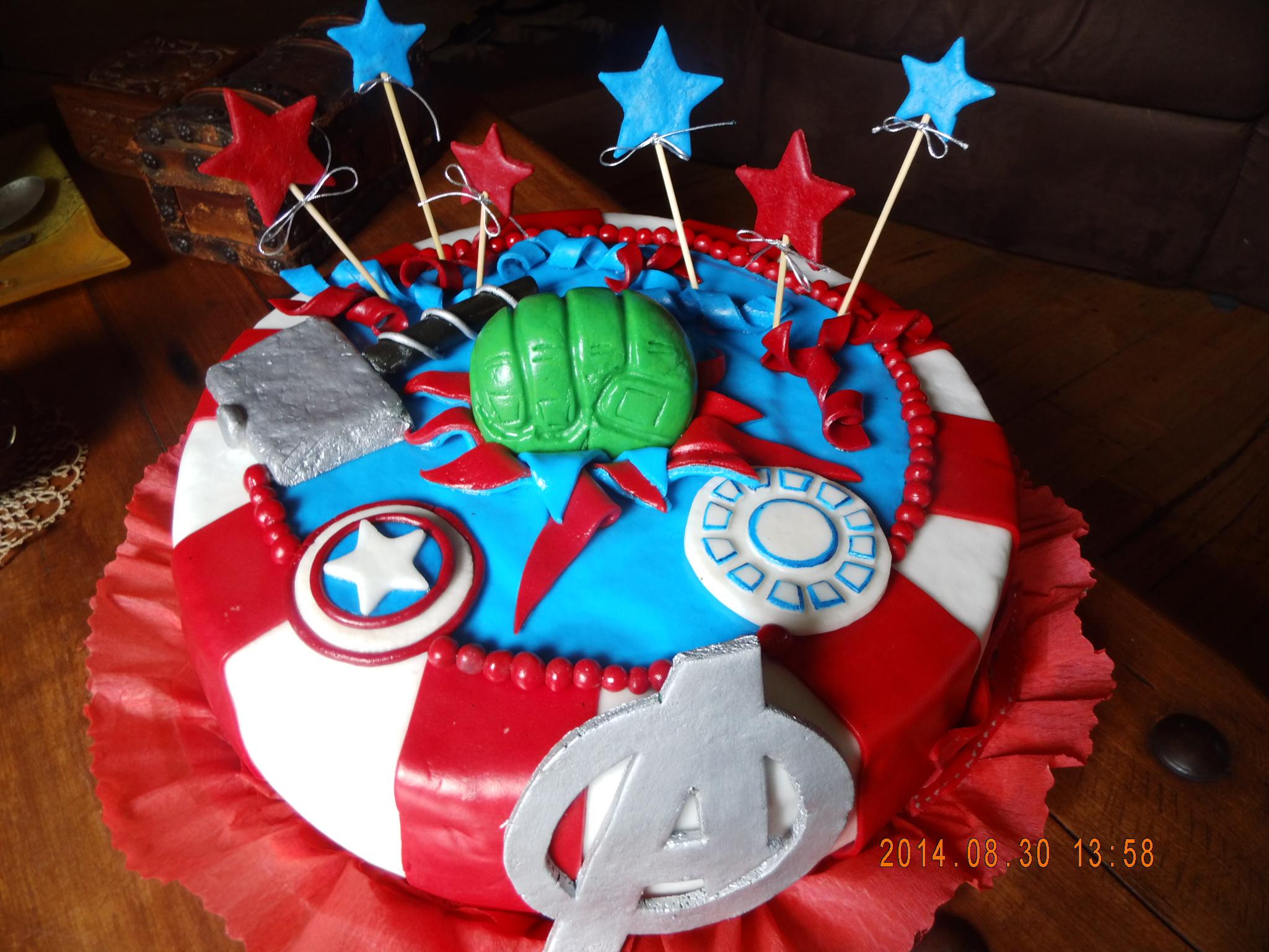 Avengers Alonso