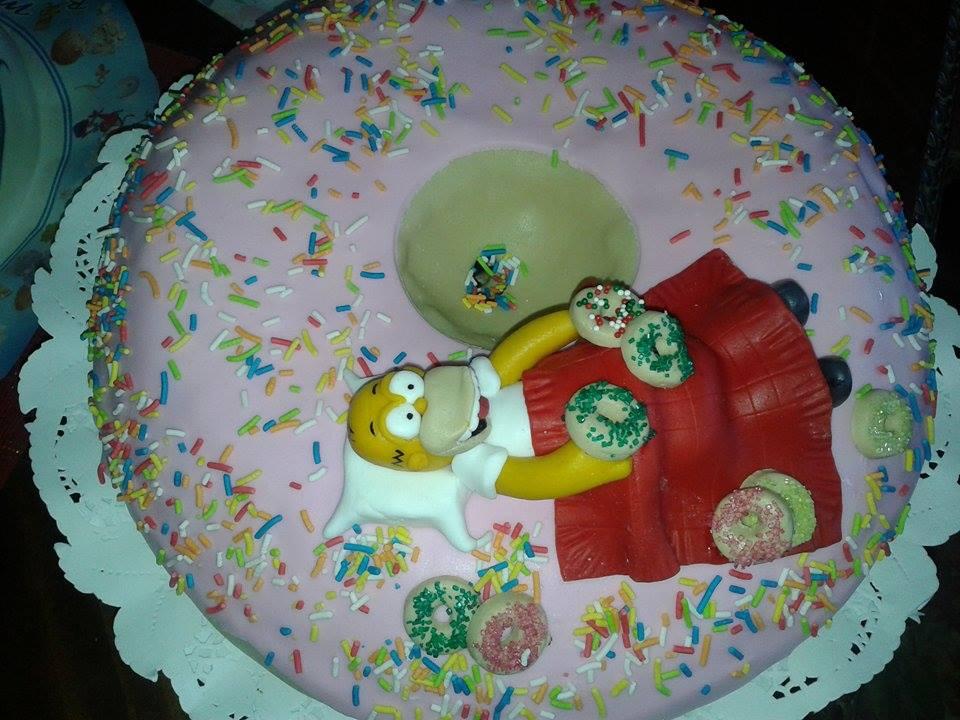 Donuts de Homero