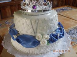 Pastel princesa