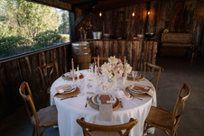 Round Bridal Table