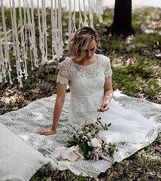 Pearl Button Bridal
