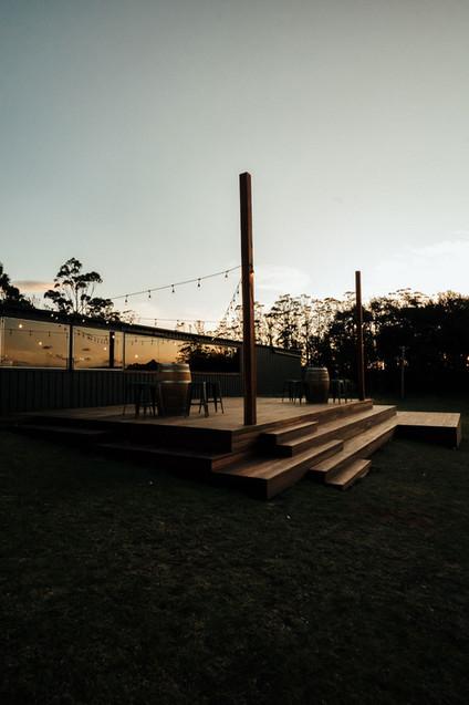 Pontoon Deck