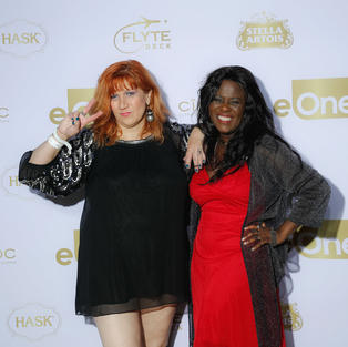 eOne (Entertainment One) event