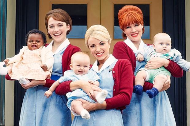 CALL THE MIDWIFE SERIES 6