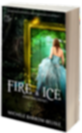 Fire And Ice bestselling author of young adult fantasy romance books