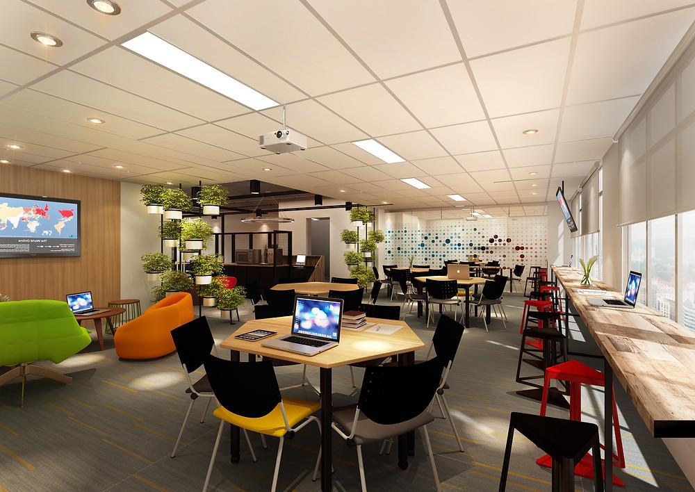 Interior Design of TradingPLC