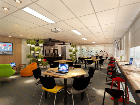 Benefits Of Co-Working Space: TRADINGPLC