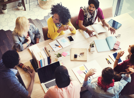 Be In A Co-Working Environment You Want To Live In