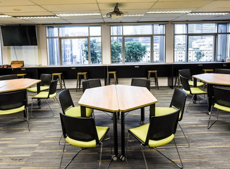 HOTTEST HOT DESKING SPACES IN SINGAPORE