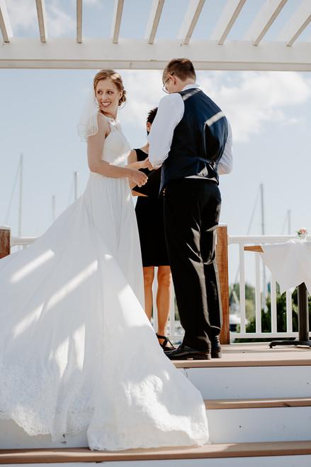 Kaci Jane Creative - Lauren + Marcus Wedding