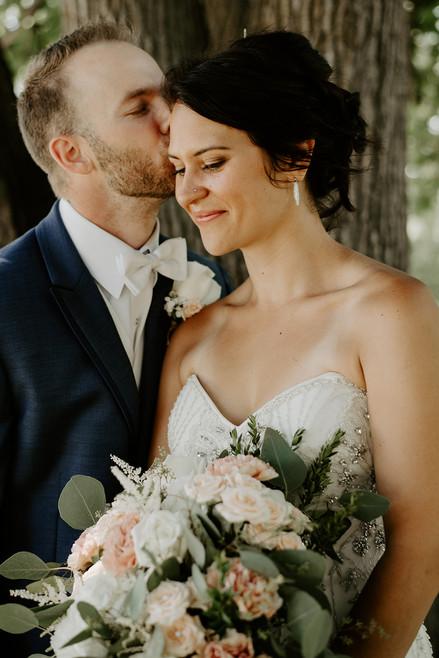 Kaci Jane Creative - Marisa + Luke Wedding