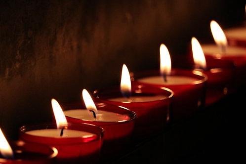 Customized Candle Ritual