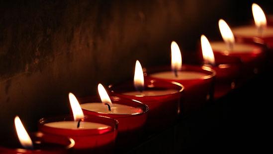 Yizkor Candles