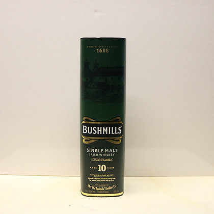 BUSHMILLS SINGLE MALT 70 cl