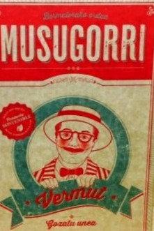 Vermut Musugorri 10 litros
