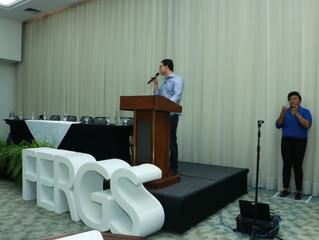 FERGS comemora 98anos em evento com Haroldo Dutra Dias