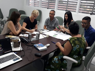 Campo Experimental valida primeiro módulo do Programa de Estudos sobre Unificação do Movimento Espír