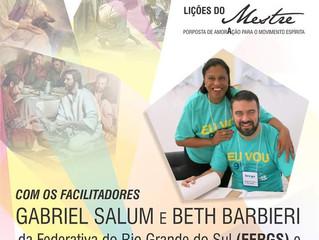 Lideranças da FERGS participam de encontro em Roraima.
