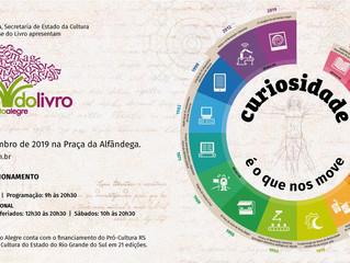 Feira do Livro de Porto Alegre concede a Comenda Ordem do Jacarandá à Fergs