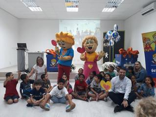 Confira como foi o evento comemorativo aos 15 anos do programa Conte Mais na sede da FERGS