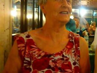 Comunicado sobre a desencarnação de Talita F. Leguissamo, trabalhadora espírita de Bagé.
