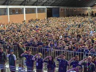 FERGS participa de evento dos Escoteiros do Brasil