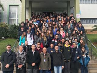 FERGS participa de evento Inter-religioso no Colégio Anchieta, em Porto Alegre