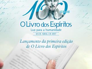 160 de O Livro dos Espíritos