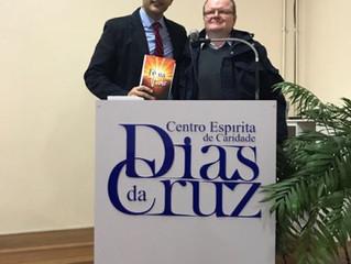 """""""Fé na Vida"""" é lançado no Dias da Cruz, em Passo Fundo/RS."""