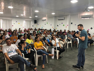 FERGS e Federação Espírita Amazonense unem forças pela evangelização