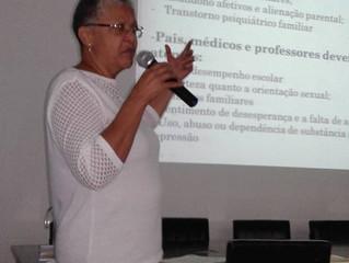 Diretora da Apse/Fergs participa de Encontro Estadual em São Paulo.