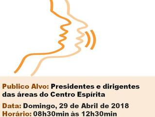 CRE1 promove encontro regional da área de comunicação social espírita em POA