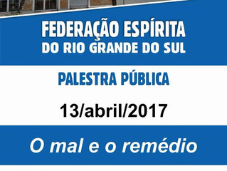 """Palestra pública """"O Mal e o Remédio"""", com Marta Marques."""