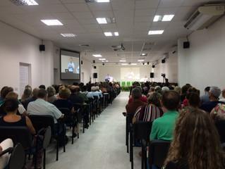 Tolerância e reconciliação marcam palestras em evento comemorativo aos 98 anos da FERGS