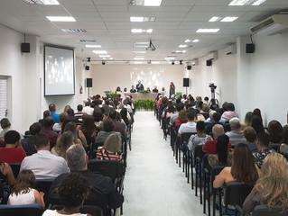Empossados a Diretoria Executiva e o Conselho fiscal da FERGS para o triênio 2019-2021