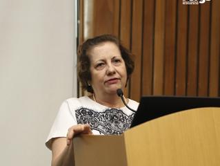 Preservação da Vida: Eulália Bueno traz emocionantes reflexões nos 99 anos da Fergs