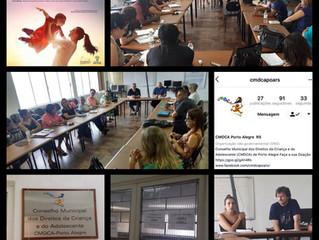 FERGS integra Conselho Municipal dos Direitos da Criança e do Adolescente de Porto Alegre