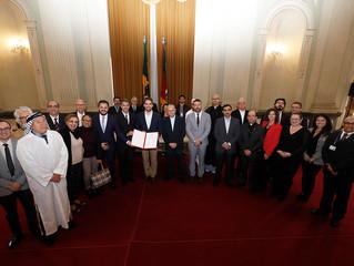 Fergs participa de solenidade de assinatura da manifestação de apoio à Declaração de Córdoba