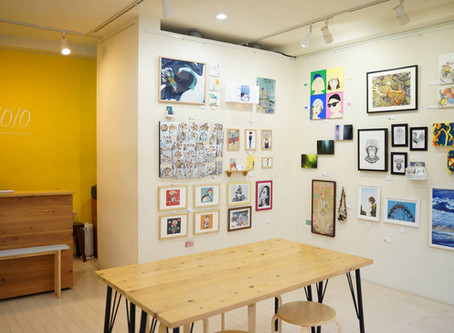 intersection6の展示を終えました。