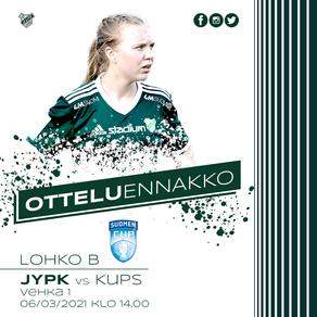 Ennakko: Kausi alkaa Suomen Cupissa hankien keskeltä