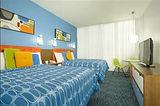 Bedroom at Cabana Bay Beach Resort