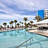Hilton Hote in Clearwater Beach