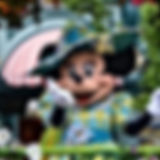 Minnie Mouse at Walt Disney World Resort