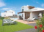 Lanzarote villas